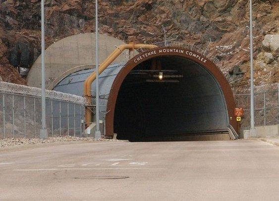 Cheyenne Mountain Nuclear Bunker| Atlas Obscura