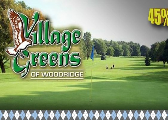 Village Greens of Woodridge and More Golf Today Golf Course Coupons