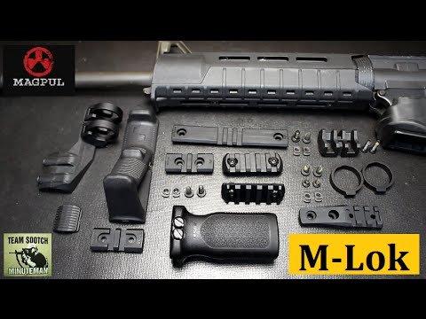 Magpul's New M-lok Accessories