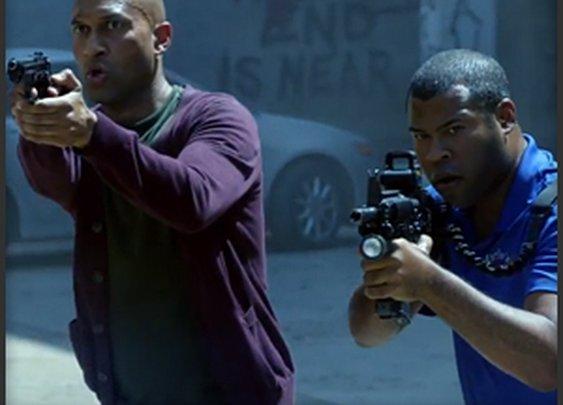 Key & Peele Take On Racism & Aliens With AR15s
