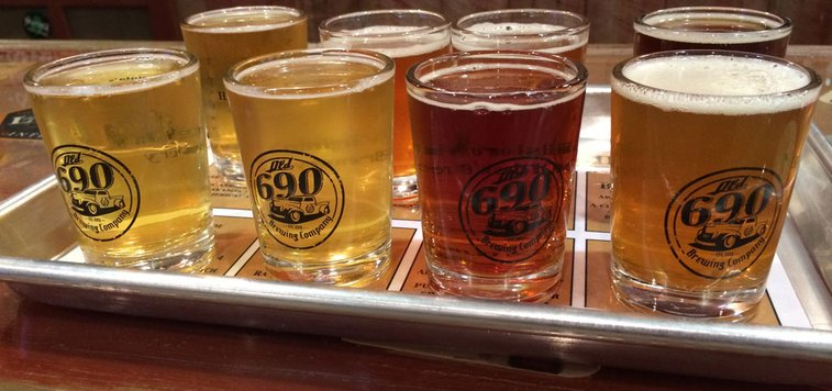 A Visit to Old 690 - Hillsboro's Hidden Craft Beer Gem » Loudon County VA Breweries | Distilleries and Cideries