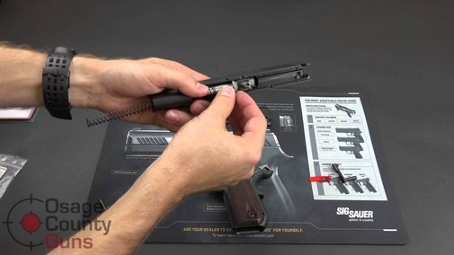 Sig Sauer 1911 22 Conversion Kit