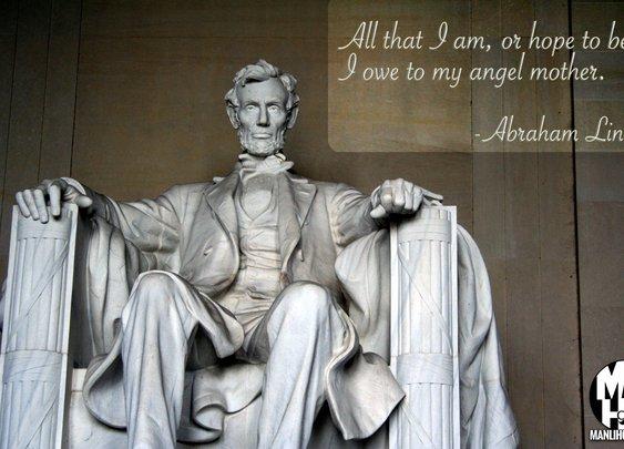 Abraham Lincoln – #mancrushmonday