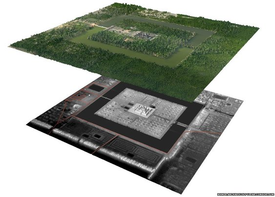 BBC News - Beyond Angkor: How lasers revealed a lost city