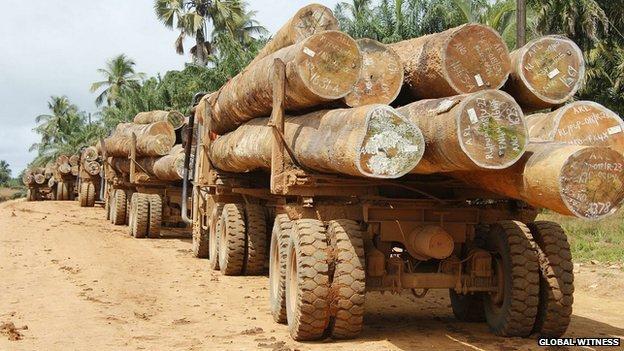 Liberia signs 'transformational' deal to stem deforestation