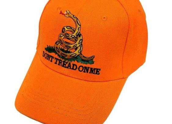 Don't Tread On Me-Orange | Buy Agora