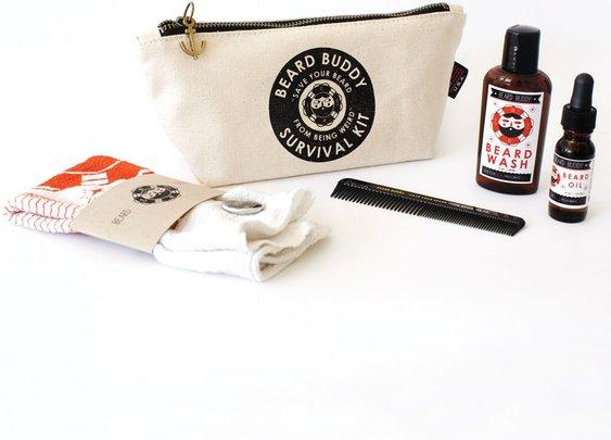 The Beard Buddy Survival Kit