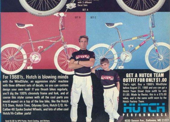 Old Hutch ad