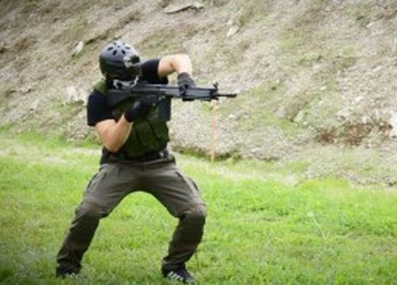 Funny Video: Gun Range Stereotypes