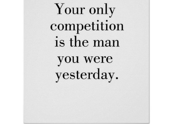 Your Real Competition