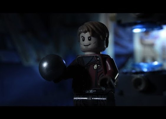 LEGO Always Shoot First (Guardians of the Galaxy + Star Wars + Firefly) - YouTube