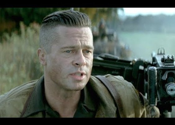 Fury Official Trailer (2014) Brad Pitt, Shia LaBeouf HD - YouTube