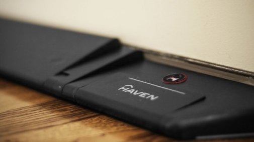 Haven rethinks the smart lock