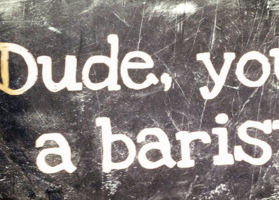 Barista life