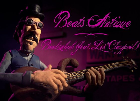 Beats Antique - Beelzebub Feat. Les Claypool - YouTube