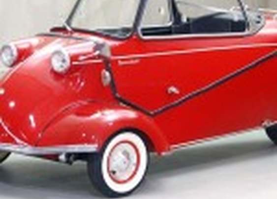 10 Of The Most Unusual Vintage Microcars