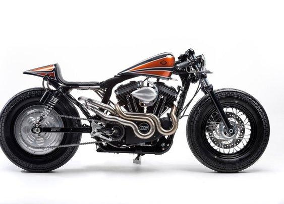 Kustom Kommune Harley Sportster 48 | Bike EXIF