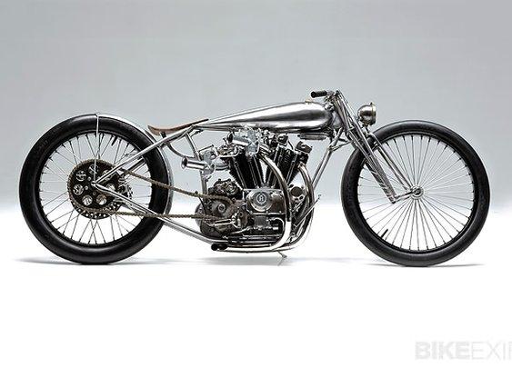 Hazan Motorworks Harley Ironhead | Bike EXIF
