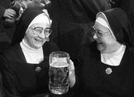 The Meditations of Europe's Last Brewmaster Nun