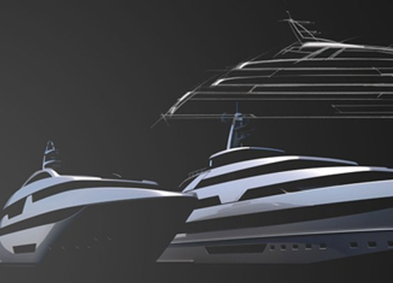 New Riva Steel Superyacht Range