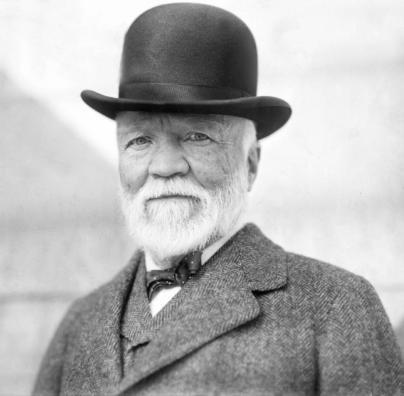 Badass  - Andrew Carnegie