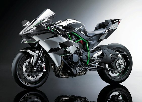 Kawasaki Ninja H2R: A Motorcycle So Powerful That It's Illegal