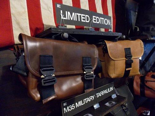 Defy Bags New Showroom and Workshop - Loaded Pocketz