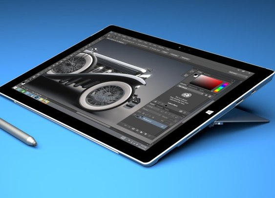Microsoft and Adobe team up to make Photoshop way better for touchscreens   The Verge
