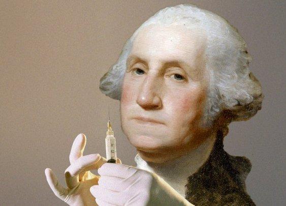 George Washington, the First Vaxxer