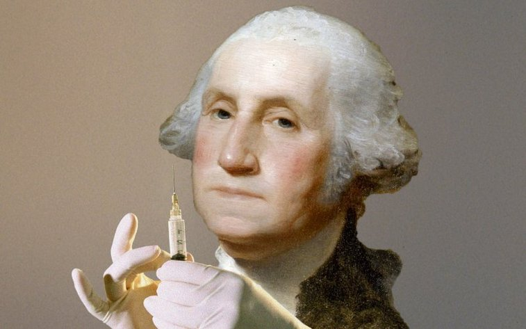 George Washington, the First Vaxxer