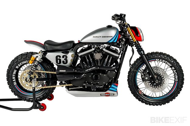Harley XL883R by Shaw Speed | Bike EXIF