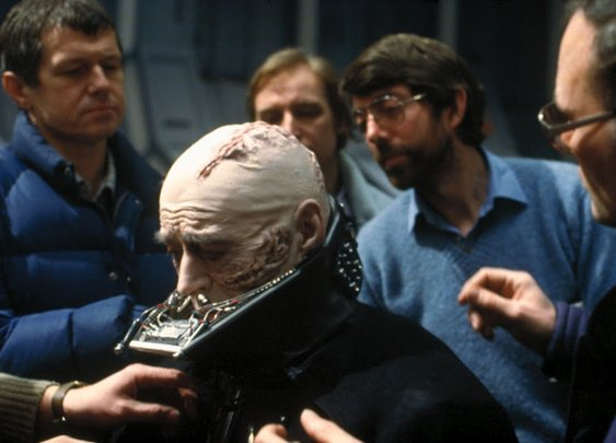 50 photos chronicling the making of Return of the Jedi - Imgur