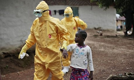 Interview with the man who discovered Ebola.