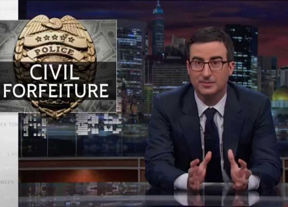 Last Week Tonight with John Oliver: Civil Forfeiture (HBO) - YouTube