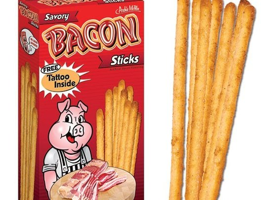 Savory Bacon Sticks  - Whimsical & Unique Gift Ideas for the Coolest Gift Givers