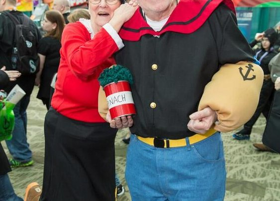 32 People Prove That You're Never Too Old for Halloween