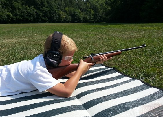 Kids and Firearms | Civil Response Firearms Training LLC