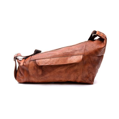 Amazing leather gym bag by Savage $300