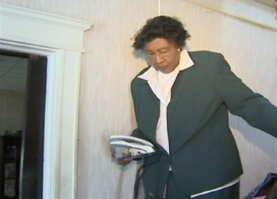 Woman, 90, locked officer in basement, settles with police | I-Team  - WBAL Home