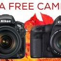 WIN YOUR CHOICE: Nikon D800 OR Canon 5D Mark III!