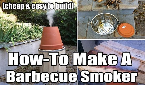 How To Make A Barbecue Smoker - SHTF & Prepping Central