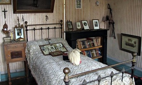 Bedroom of French World War I Soldier Remains How He Left It Almost 100 Years After His Death