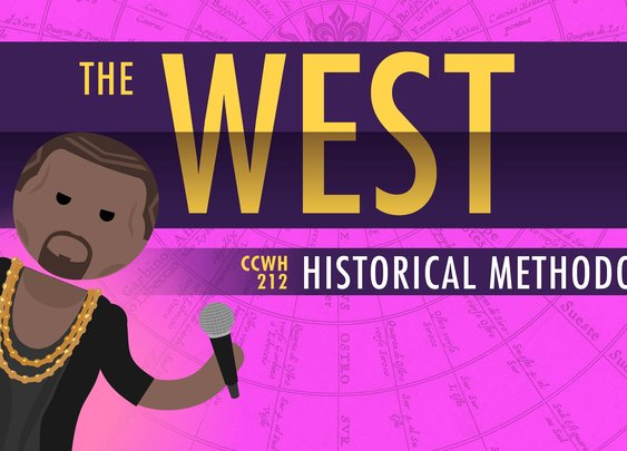 The Rise of the West and Historical Methodology: Crash Course World History #212 - YouTube