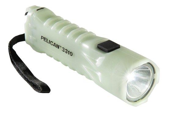 Pelican's Glow in the Dark Flashlight - Loaded Pocketz