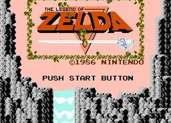 The Legend of Zelda (NES)