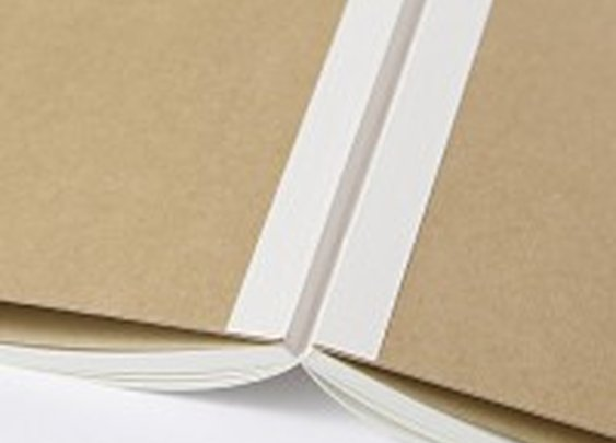 Muji High Quality Easy-Open Notebook (Dot Grid, A5)