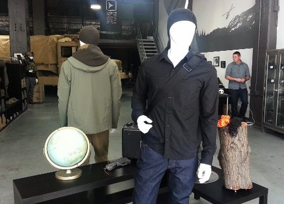 Triple Aught Design's Dogpatch Headquarters - Loaded Pocketz