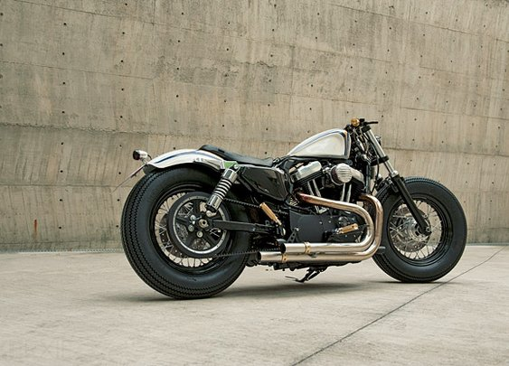 Rough Crafts Sportster custom | Bike EXIF
