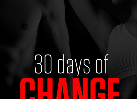 30 Days of Change (Workout)
