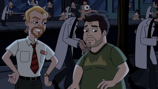 Phineas and Ferb Meets Shaun of the Dead